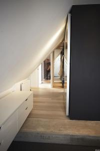 architecte lille plux maison rénovation restructuration suite parentale salle de bain chambre nord 59 http://www.atelier-plux.fr/