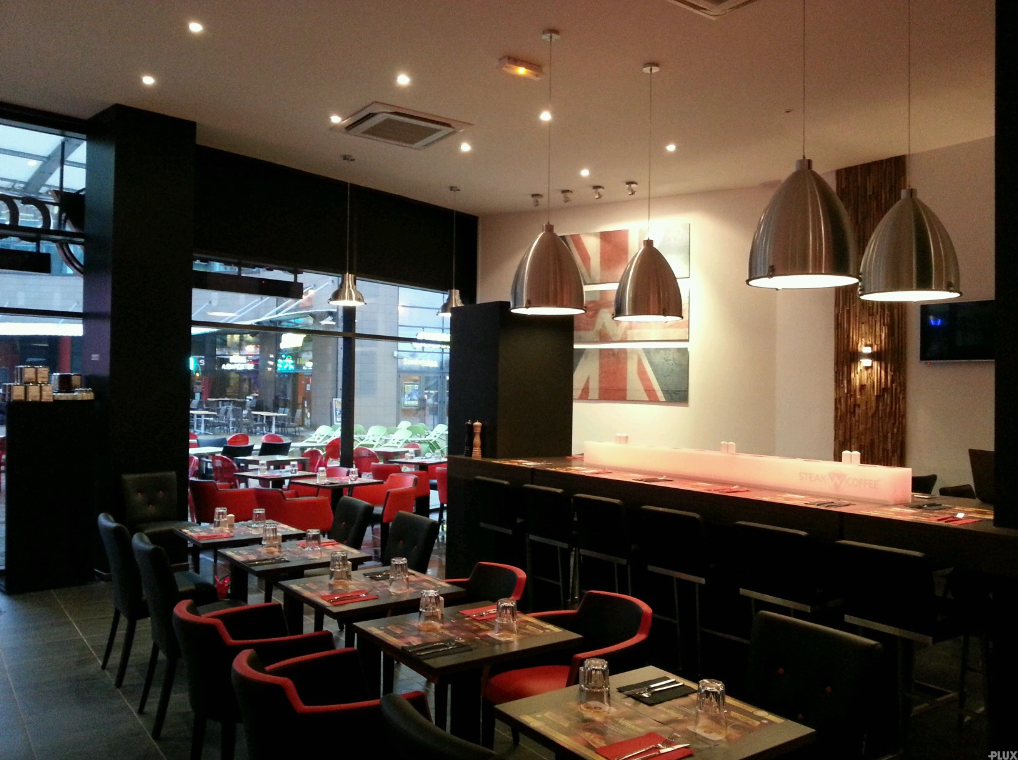 Le bureau restaurant restaurants le bureau aubiere - Restaurant le bureau villeneuve d ascq ...