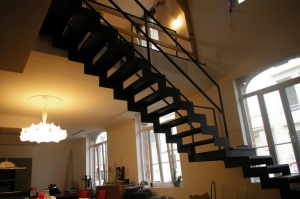 architecte lille plux grand appartement loft aménagement comble (12)