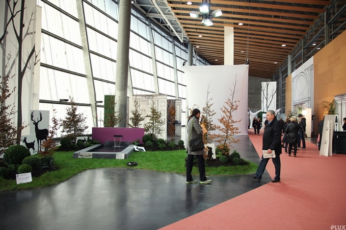 Salon amenago 2013 architecte lille plux for Architecte grand palais
