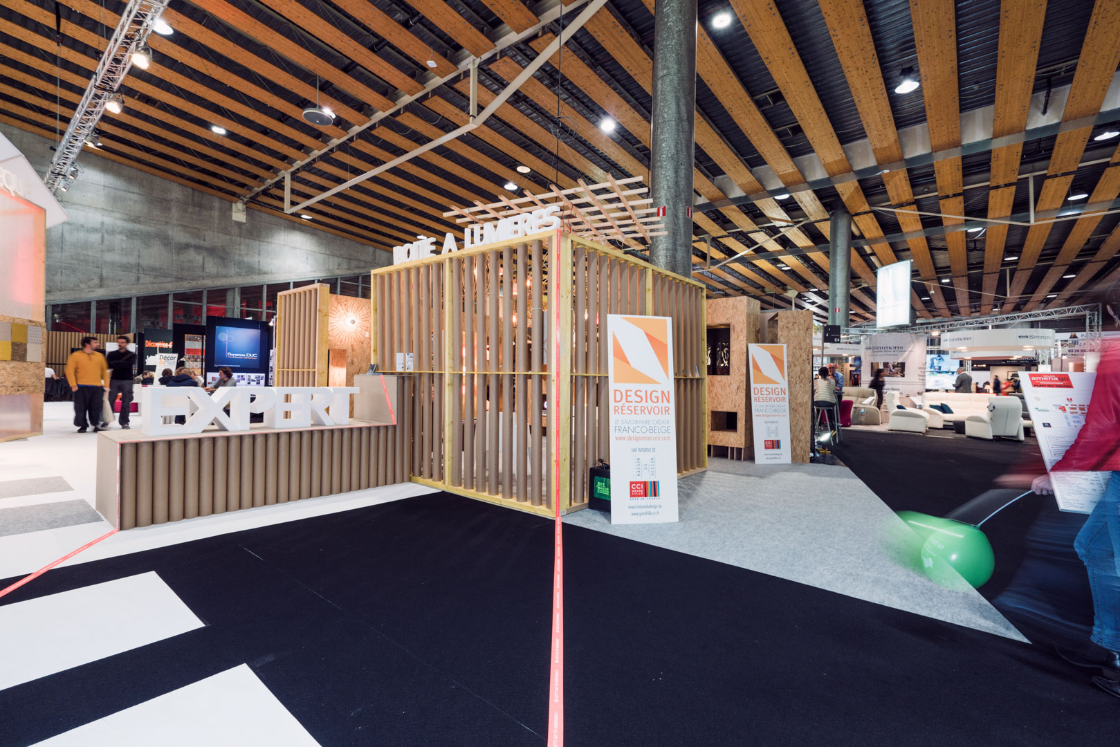 Salon amenago 2015 architecte lille plux - Salon a lille grand palais ...