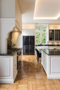 architecte Lille PLUX rénovation et restructuration d'un demeure de caractère maison de maitre art déco néo classique
