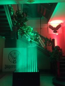 architecte Lille PLUX soirée évènementiel event scénographie demeure de caractère maison de maitre cheminée moulure parquet décoration intérieur jagermeister magazine vice (2)